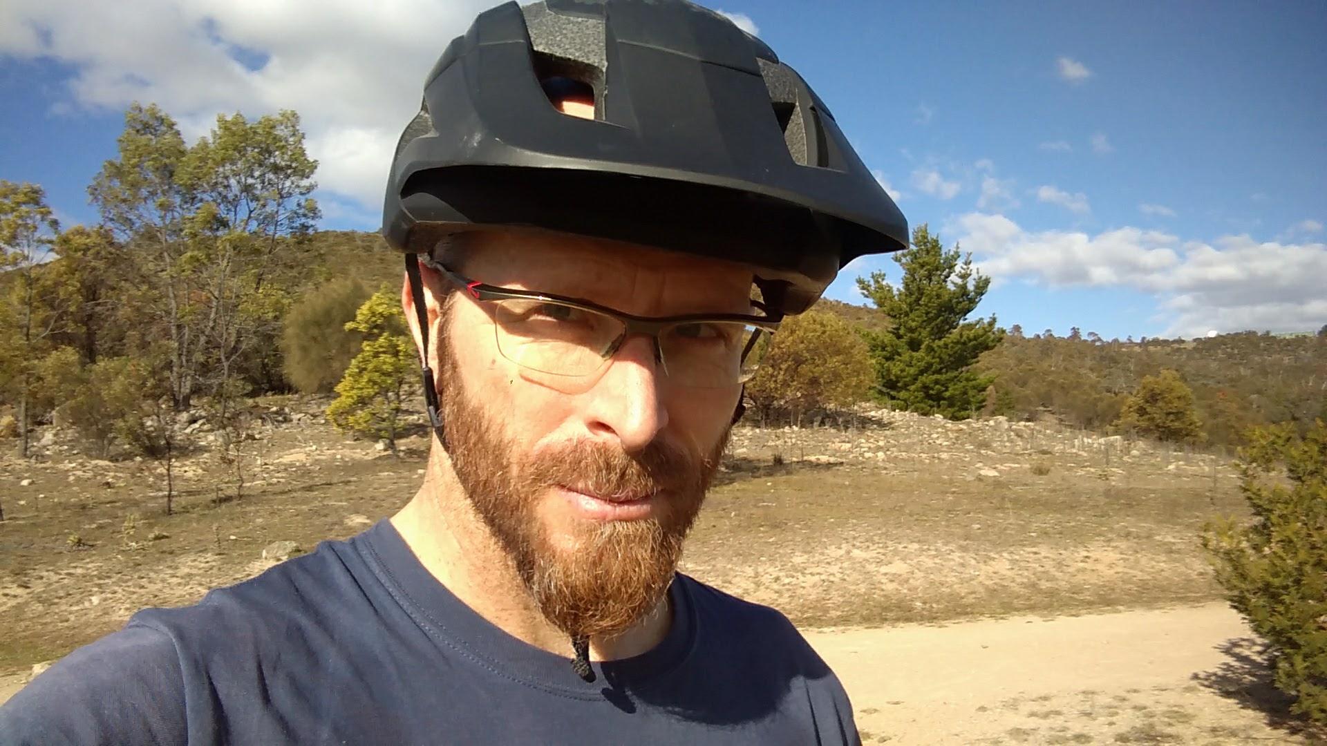 eee367d41 New helmet time is always amazing